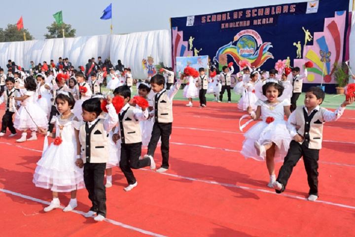 School Of Scholars-Fairy dance