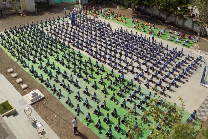 School Of Scholars-Yoga Day