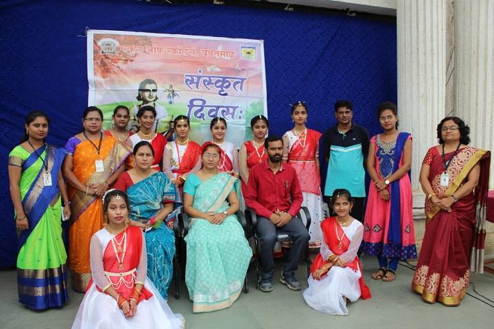 School of Scholars-Sanskrit day celebration