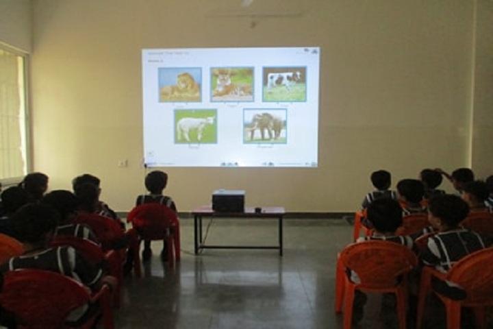 School Of Scholars-classroom