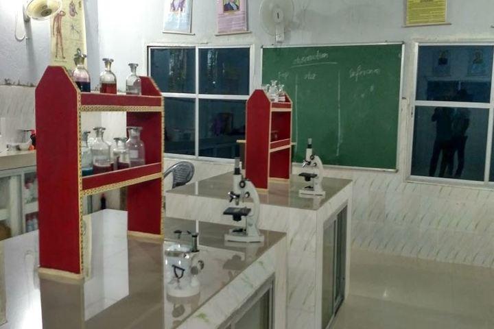 DAV Public School-Laboratory