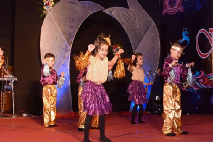Sevasadan Saksham School-Annual day celebrations
