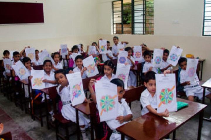 Sevasadan Saksham School-Class activity