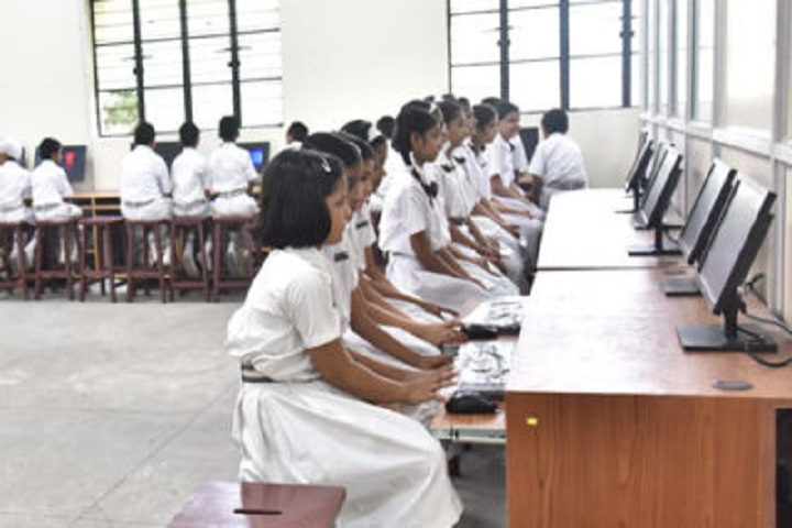 Sevasadan Saksham School-Computer lab