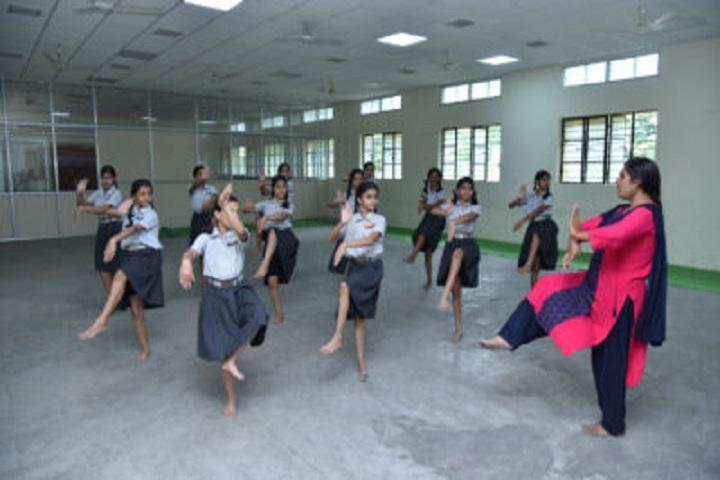 Sevasadan Saksham School-Dance class