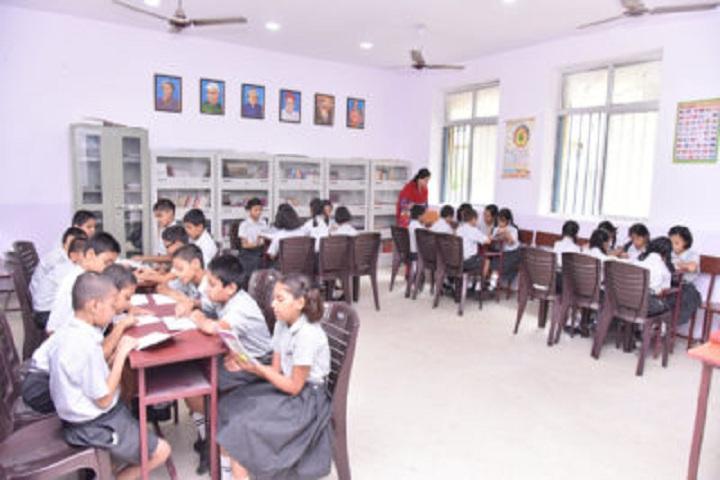 Sevasadan Saksham School-Library