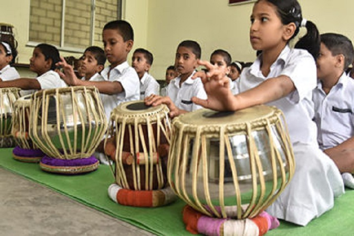 Sevasadan Saksham School-Music class