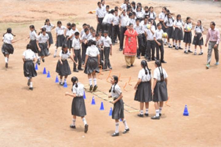Sevasadan Saksham School-Play ground
