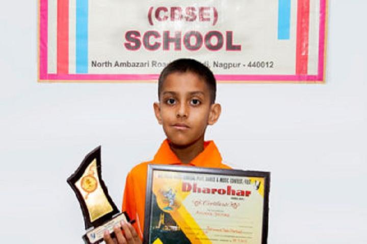 Sevasadan Saksham School-Sports winner