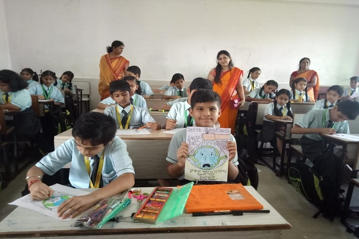 Seven Square Academy-Drawing Competition