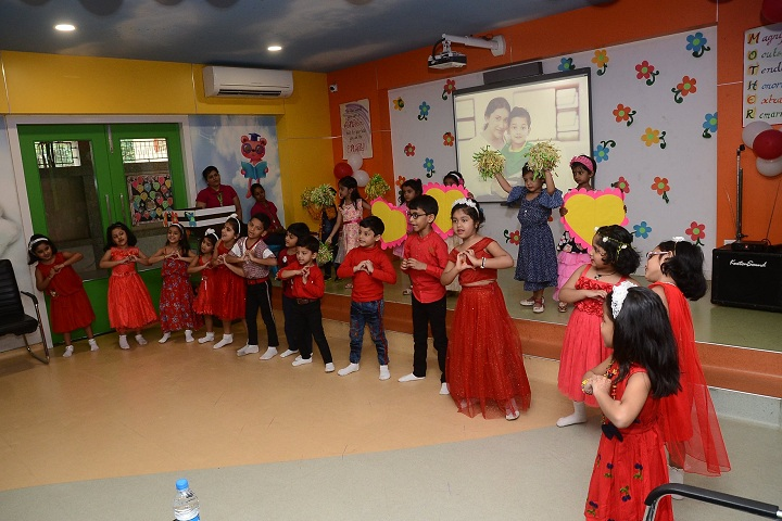 Seven Square Academy-Mothers Day Celebration