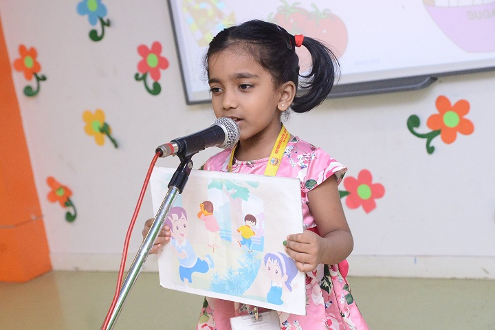 Seven Square Academy-Story Telling Competition