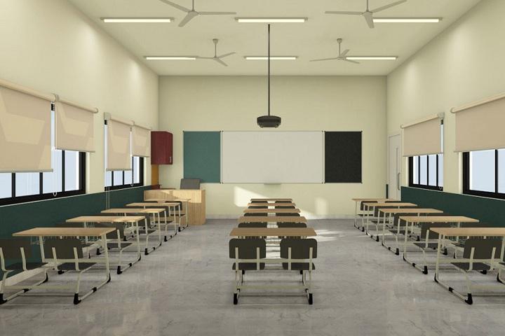 Shamit School-Classroom