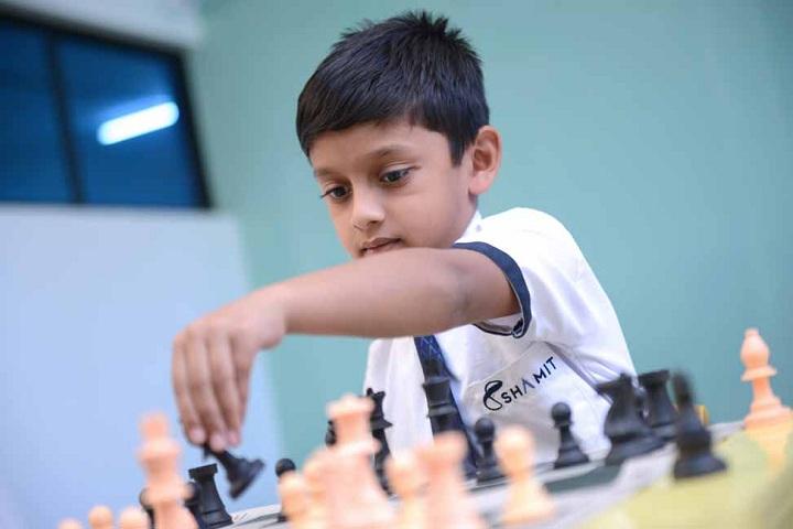 Shamit School-Indoor Games