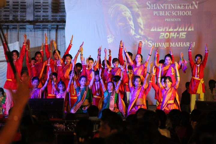 Shantiniketan Public School-Annual day celebrations