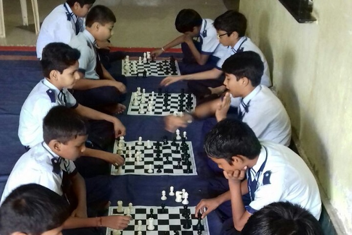 Shantiniketan Public School-Chess