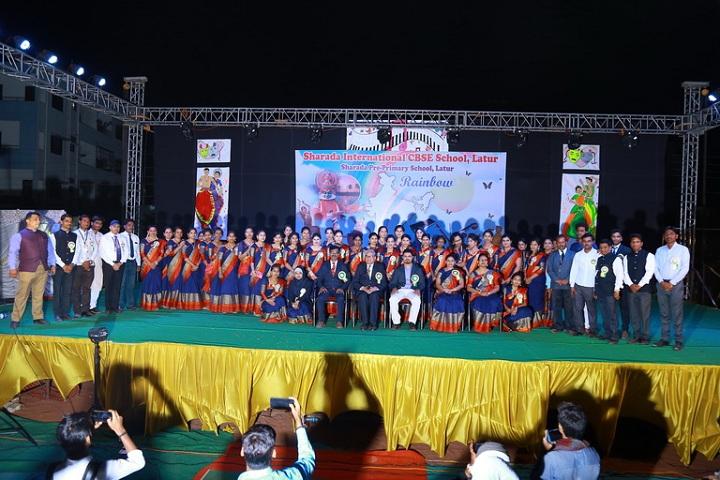 Sharada International School-Annual Day Celebration