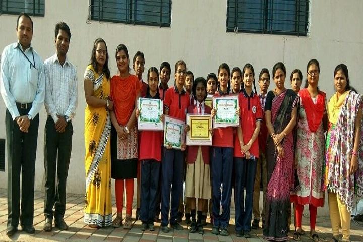 Sharada International School-Prize Distribution