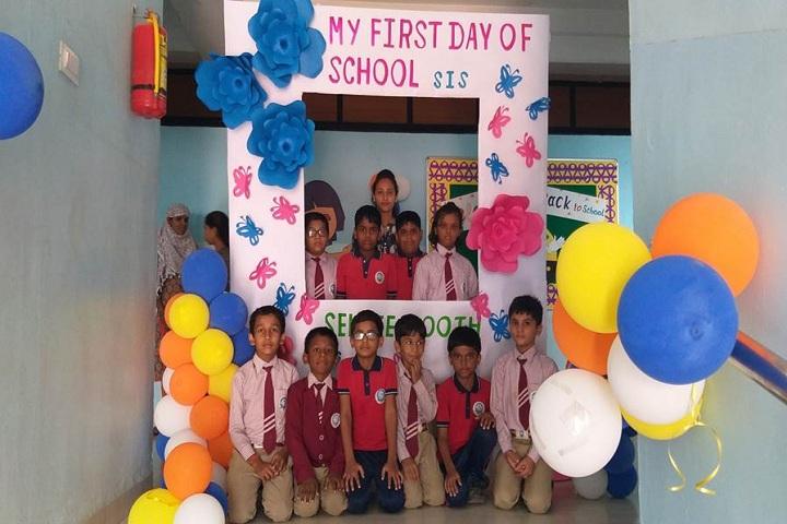 Sharada International School-School Opining Day