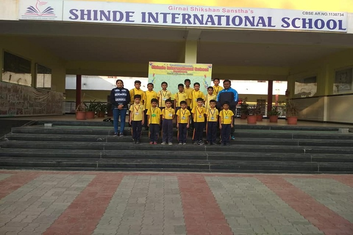 Shinde International School-Assembly