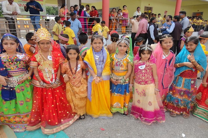 Shinde International School-Festival Celebration