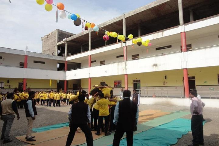 Shinde International School-Janmashtami Celebration