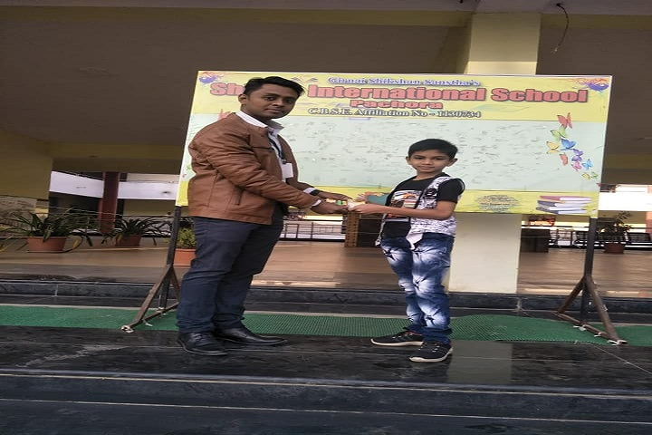 Shinde International School-Prize Distribution