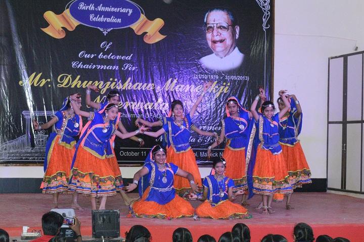 Shirinbai Neterwala School-Group Dance
