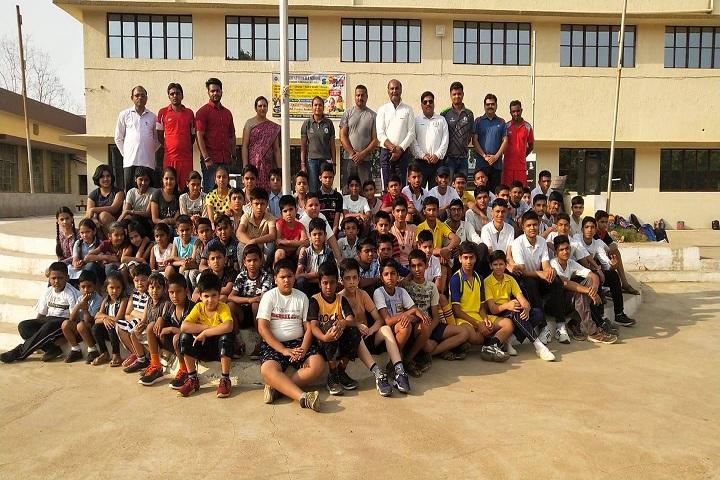 Shirinbai Neterwala School-Group Photo