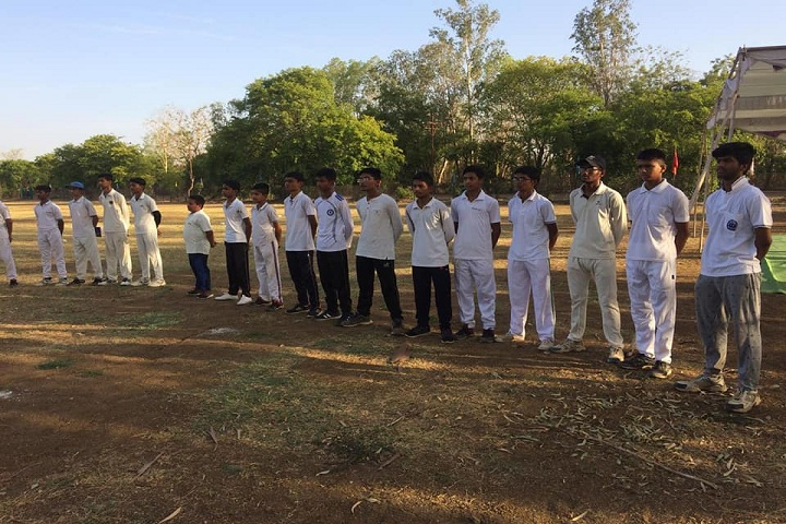 Shirinbai Neterwala School-Sports Team