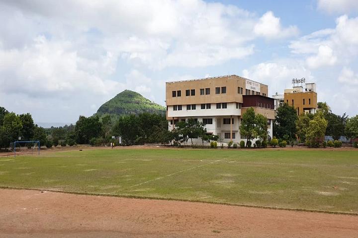 Shivneri School-Campus View