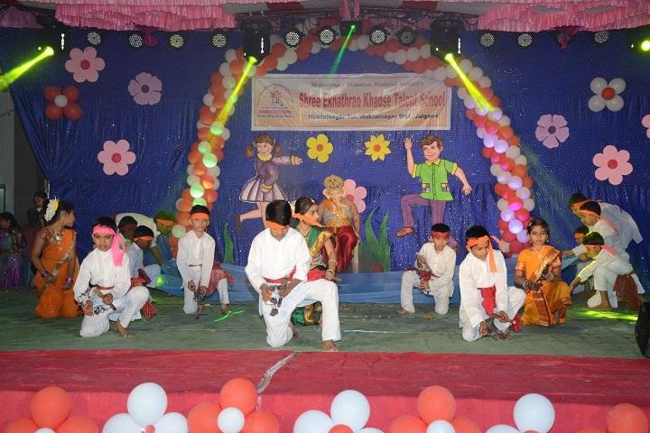 Shree Eknathrao Khadse Talent School-Cultural Day
