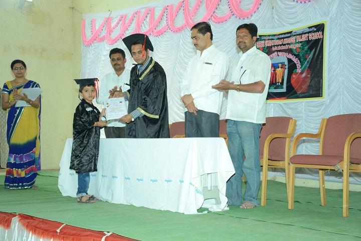 Shree Eknathrao Khadse Talent School-Graduation Day