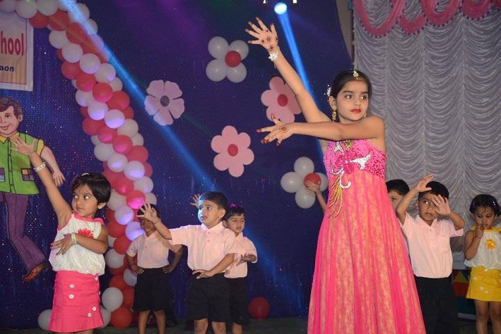 Shree Eknathrao Khadse Talent School-Group Dance