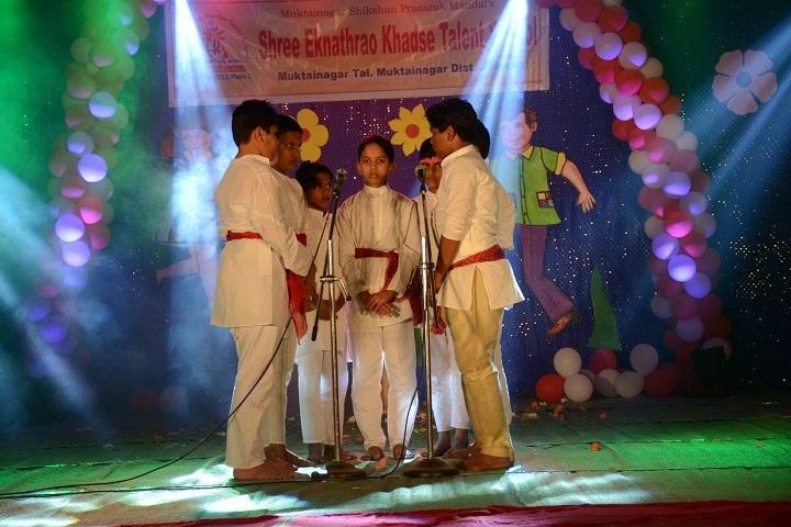 Shree Eknathrao Khadse Talent School-Sining