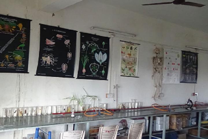 Shree Maharishi Vidya Mandir-Biology  Lab