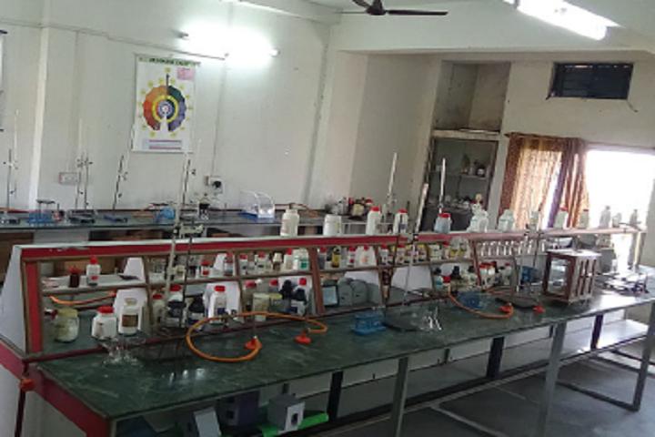 Shree Maharishi Vidya Mandir-Chemistry  Lab