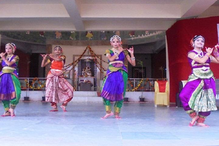 Shree Maharishi Vidya Mandir-Classical Dances