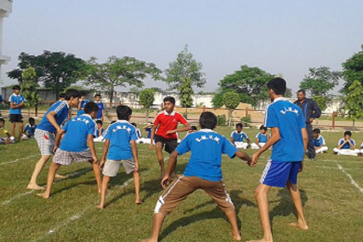 Shree Maharishi Vidya Mandir-Games