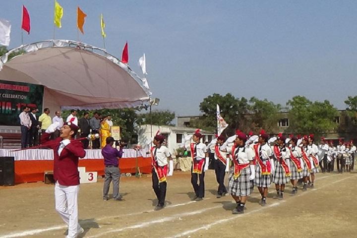 Shree Maharishi Vidya Mandir-School Band