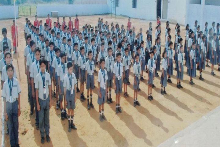 Shree Sai Convent-Assembly