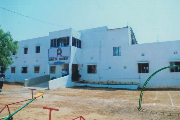 Shree Sai Convent-Campus