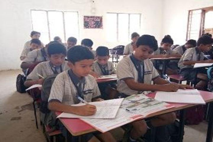Shree Sai Convent-Class Room