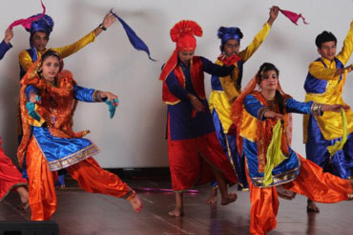Shree Sai Convent-Dance