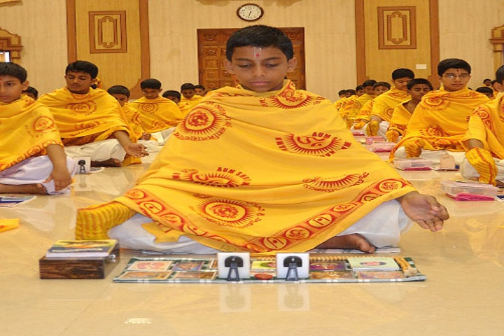 Shree Swaminarayan Gurukul International School-Spirituality