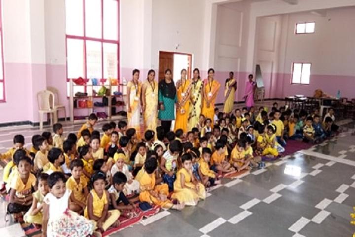 Shreemant Shivajiraje English Medium School-Yellow Day Celebrations