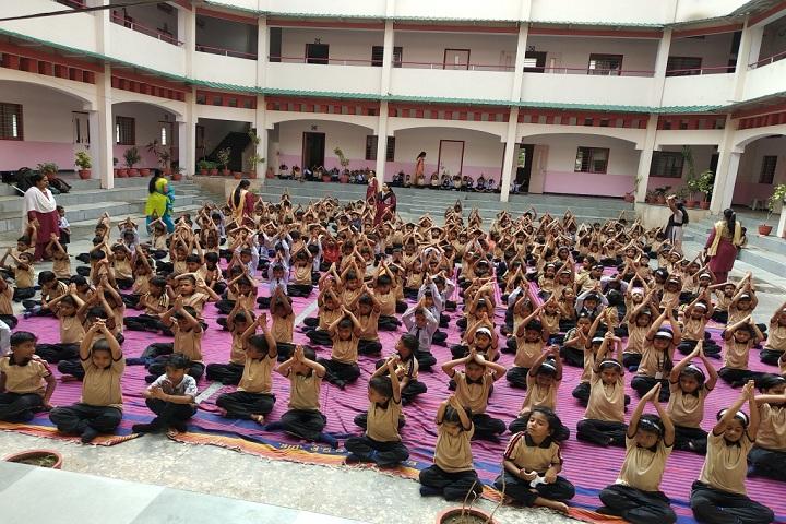Shreemant Shivajiraje English Medium School-Yoga