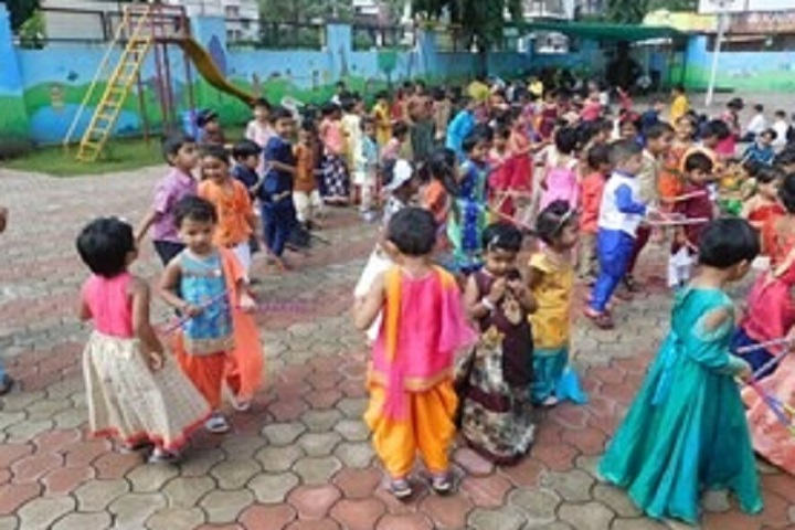 Shri Adgonda Babgonda Patil English School-Navaratri Celebrations