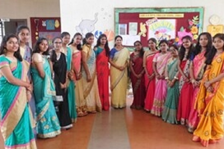 Shri Adgonda Babgonda Patil English School-Staff