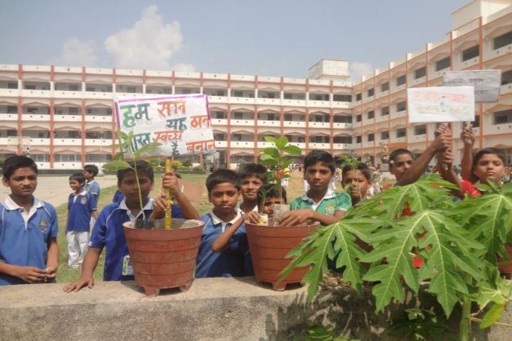 DAV Public School-Gardening